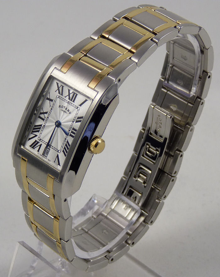 Gents Rotary Watch GB003367/01