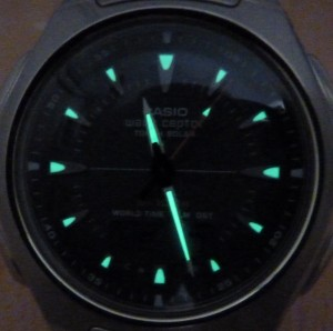 Casiowave Ceptor Tough Solar Mens Watch Wva Aver