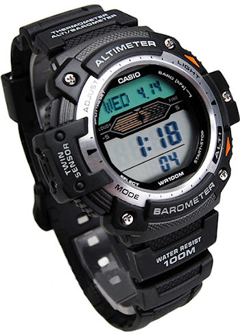 Casio SGW 300H 1 AVER Watch
