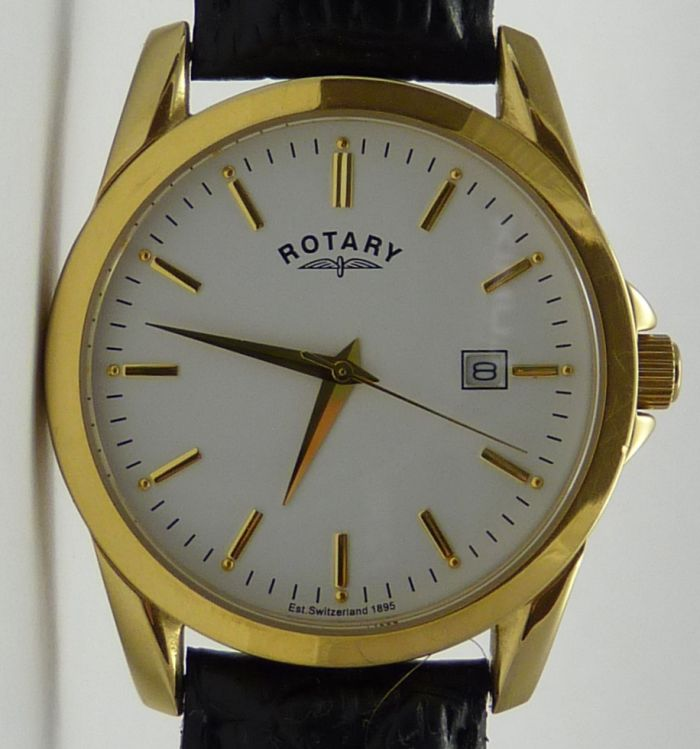 Roatry Mans Watch