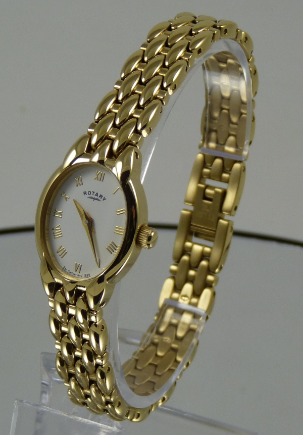 Rotary Gold Watch