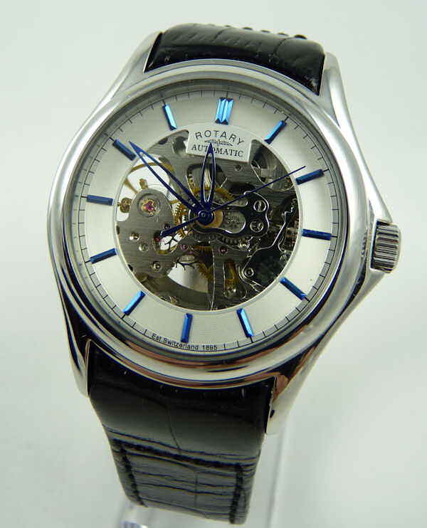 Gents Rotary Automatic Watch