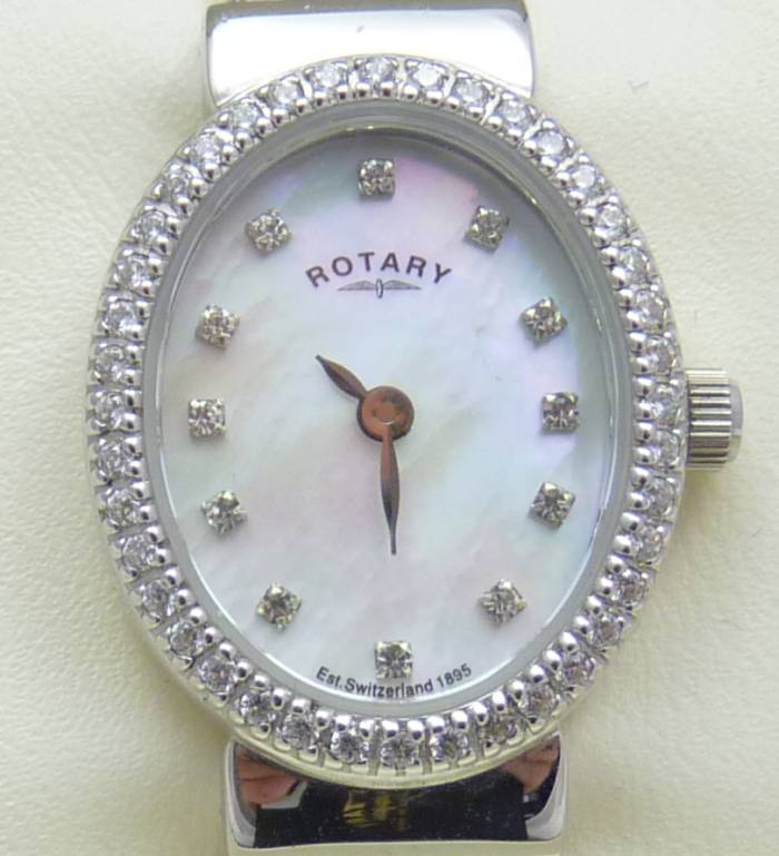 Rotary Ladies Rope Watch