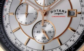 Rose Gold Rotary GB03355